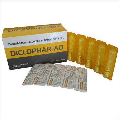 Diclofenac Sodium Injection Aqua