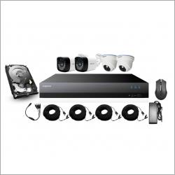 Mapesen 8CH 720P 1.0MP Outdoor&Indoor Camera With XVR DIY KIT
