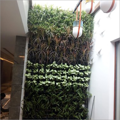 Vertical Garden Fountain