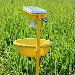 Outdoor Solar Insect Trap