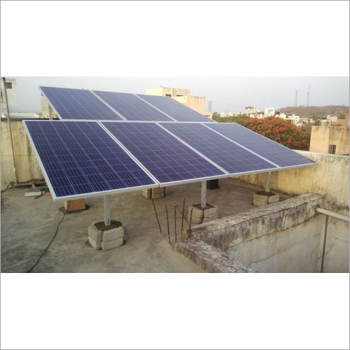 Solar On Grid Rooftop System