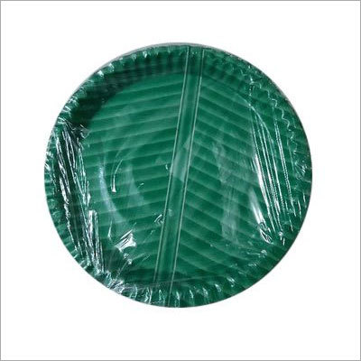 12 Inch Green Disposable Paper Plates