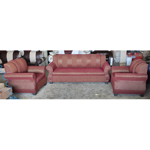Cotton Foam Sofa Set