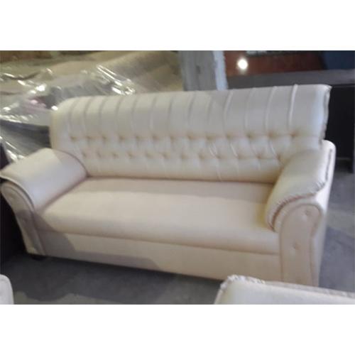 Pure Leather Sofa Set