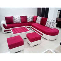 Wedding L Shaped Sofa Set