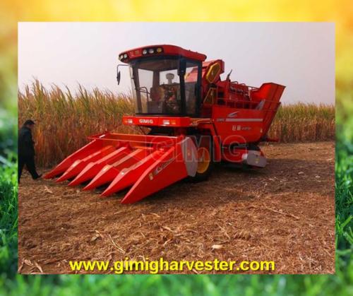 5 Corn Harvester