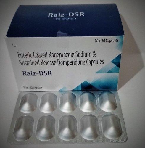 Rabeprazole (Ec) And Domperidone (Sr) Capsule