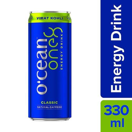 OCEAN ONE 8 ENERGY DRINK 330ML 24CAN BOX