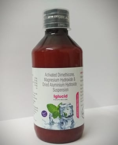 Activated Dimethicone Magnesium Hydroxide & Dried Aluminium Hydroxide Suspension 170ML