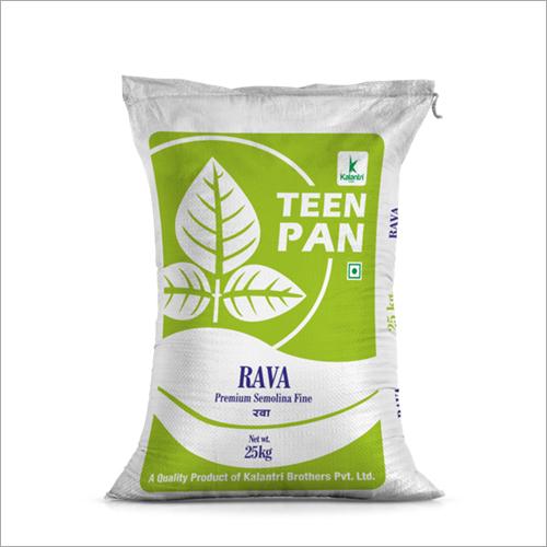 Teen Pan Pure Rava