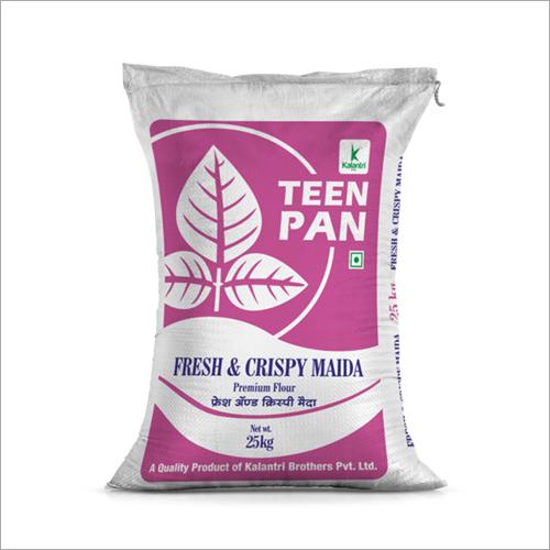 25 KG Fresh And Crispy Maida