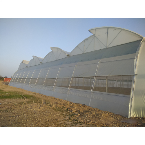 Green House Poly Film White Sheet