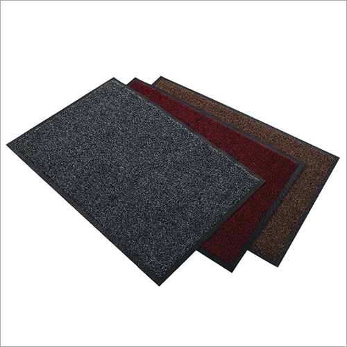 Nylon And Rubber Twin Color Mats