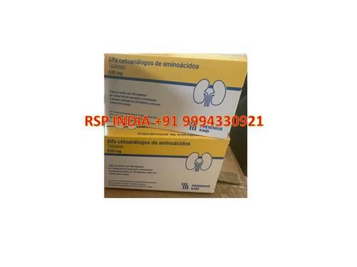 Alfa Cetoanalogos De Aminoacidos 630mg Tablets