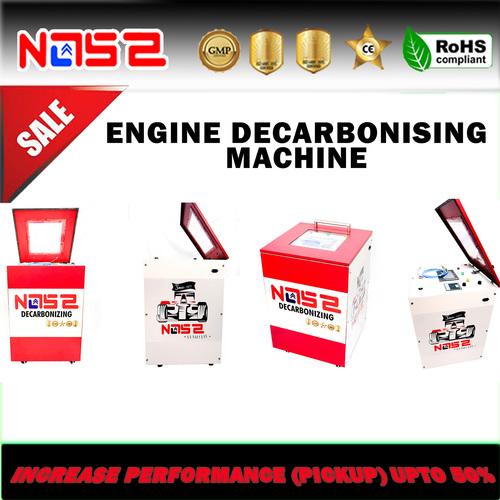 Vehicle Decarbonising Machine