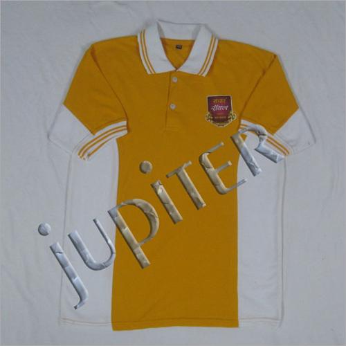 Kids School Polo T Shirt