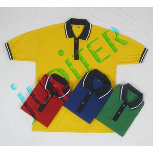 Kids School Sports Polo T Shirt
