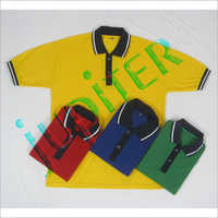 Kids School Sports Polo T Shirt