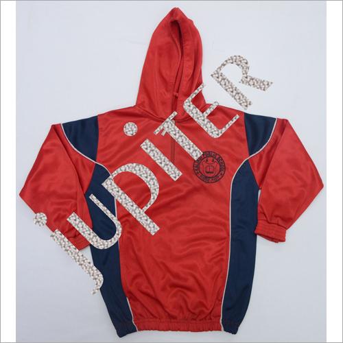 Kids Hooded Track Suit Upper