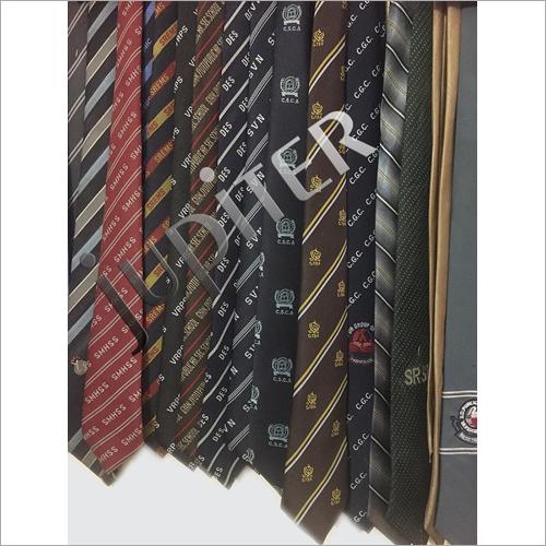 School Printed Tie
