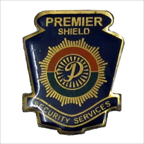 Security Services Badge