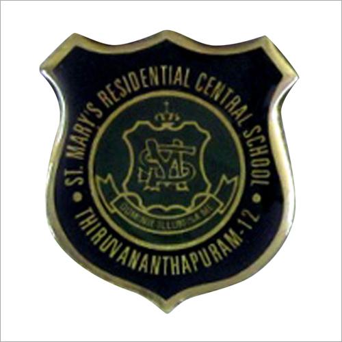 School Printed Badge