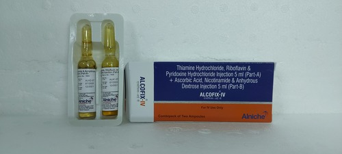 Alcofix Iv