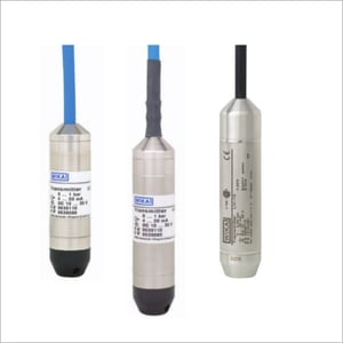 Wika Hydrostatic Level Pressure Transmitter