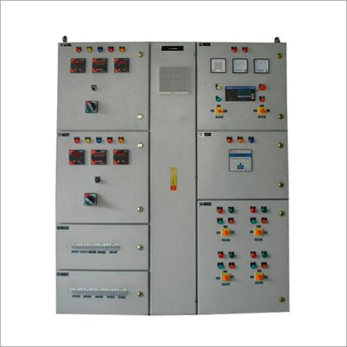 Auto Supply Changeover Panel Cum DB Cum APFC Panel