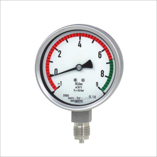 Wika Gas Density Indicators