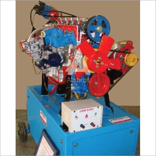 4 Stroke Cylinder Petrol Engine