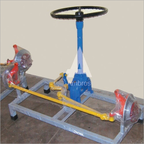 Worm Type Steering System