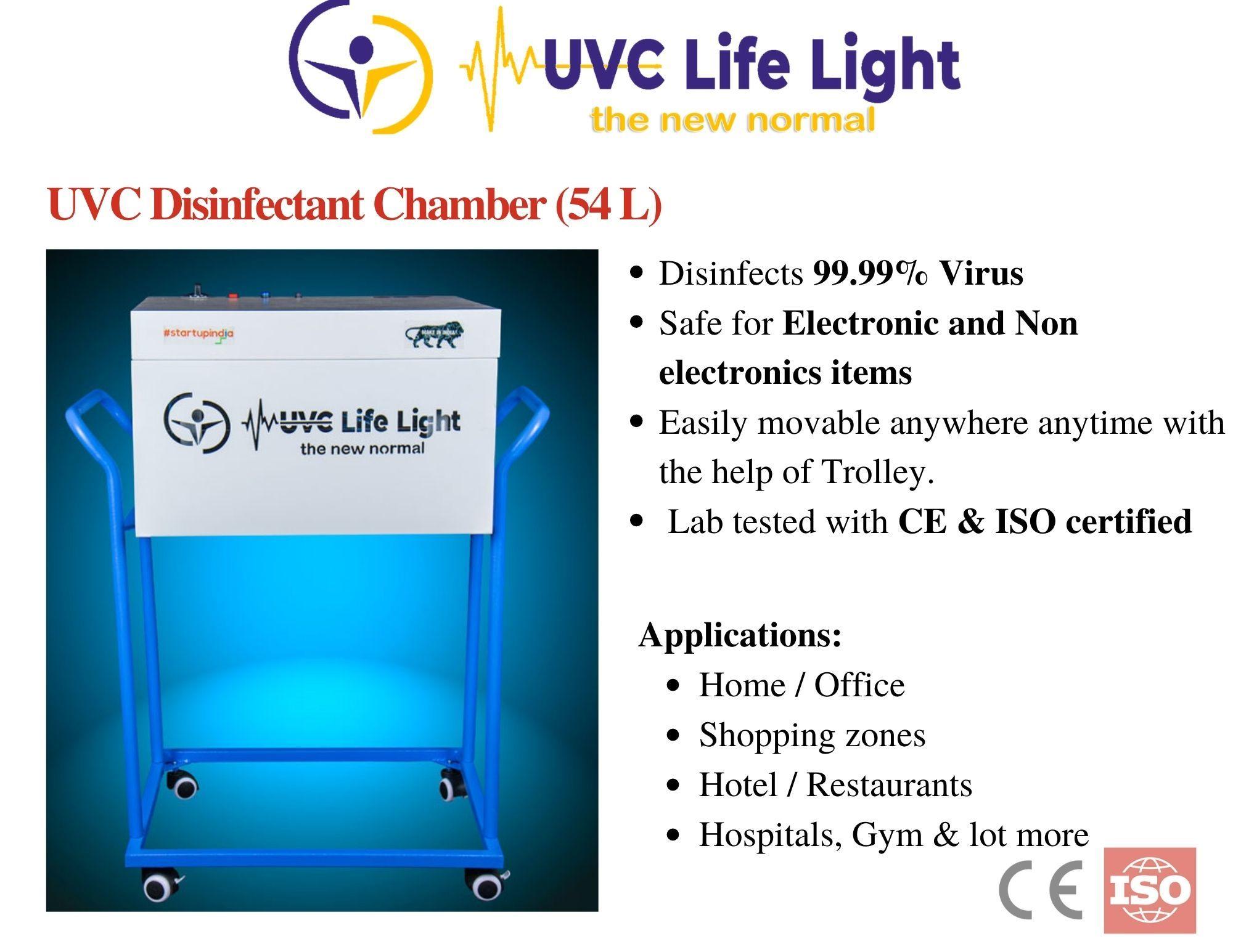 UVC Big Chamber (54L)
