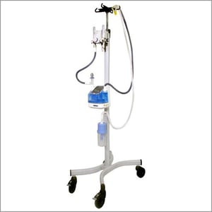 Smart Bubble CPAP with HHHFNC, NCP008
