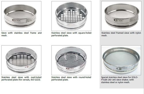Filtra - Stainless Steel Test Sieves