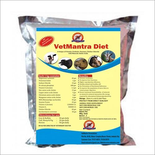 VetMantra Diet Cattle Feed Supplements