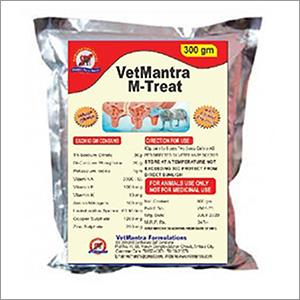 Vetmantra M-treat Cattle Feed Supplements, Treatment Of Mastitis