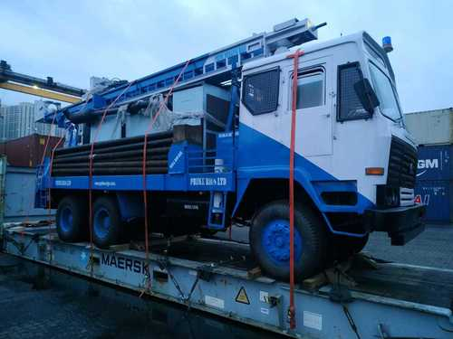 Pdthr-300 Refurbished Rig Dispatched To Nigeria