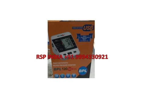 Bpl 120,80 B16 Fully Autmatic Blood Pressure Monitor