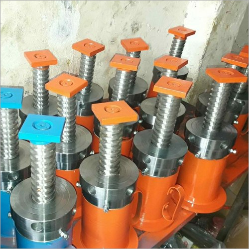 Mechanical Steel Jacks