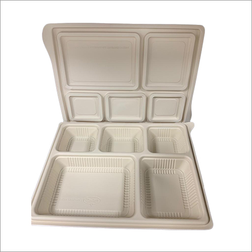 Cornstarch Meal Tray