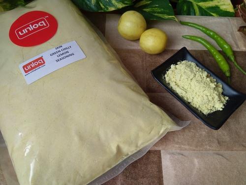 Jain Green Chilly Lemon