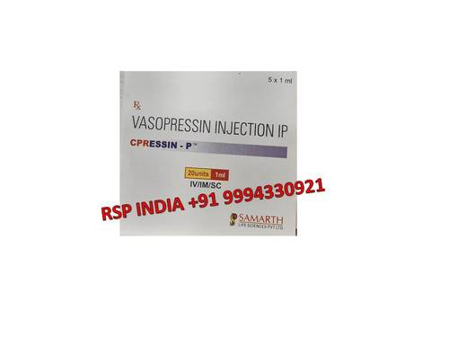 Cpressin-p 1ml 20units Injection