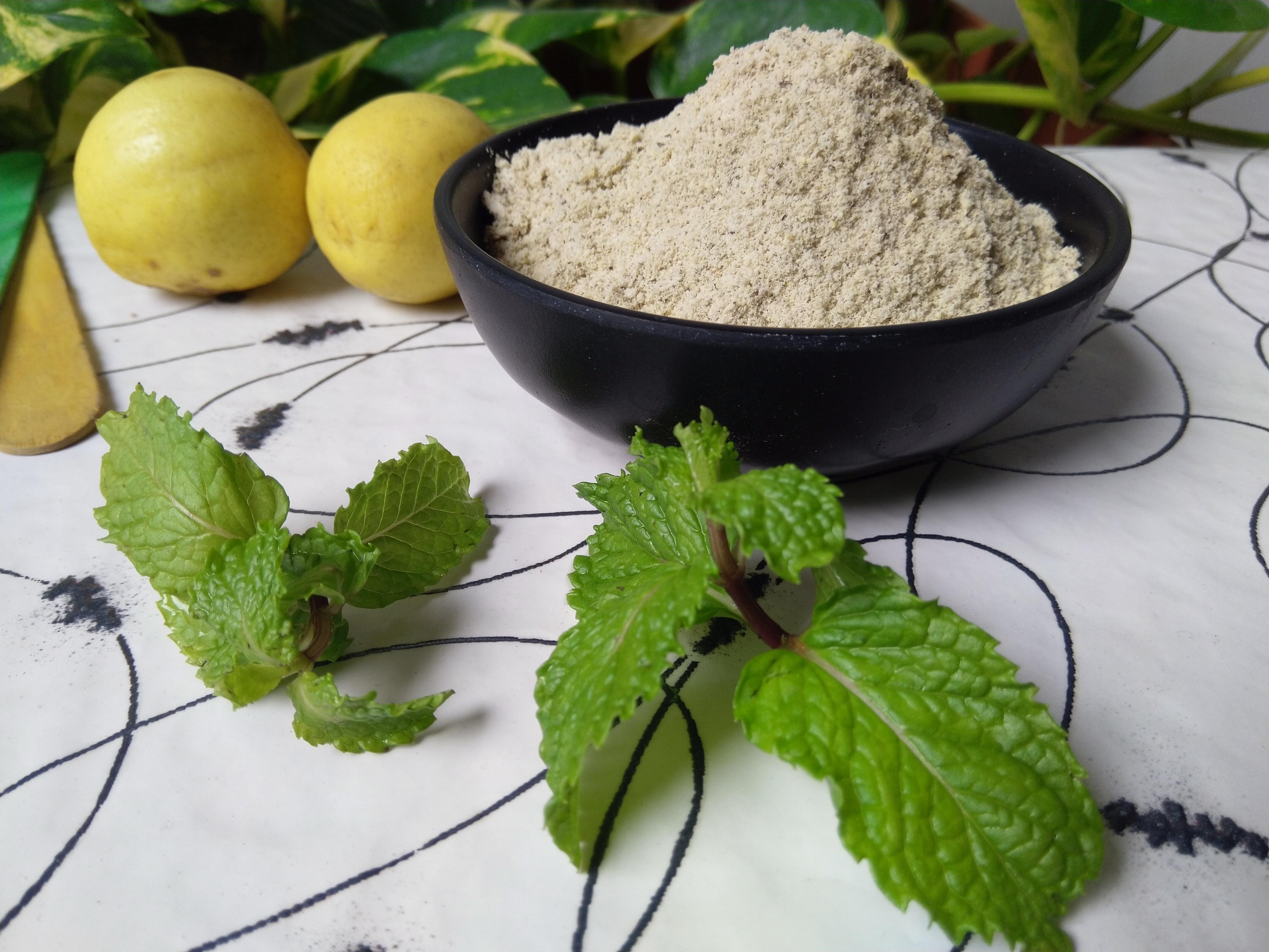 Jain Phudina Lemon Seasoning (Mint Lemon)