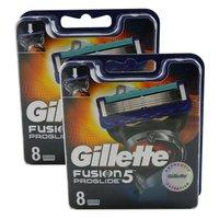 Buy Original Gillette Fusion5 Razor Blades, 8 Blade Refills Wholesale