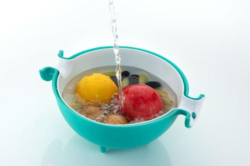 Round Shape Food Strainer