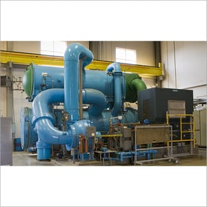 Chill Water Plant