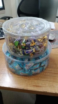 Confectionery Jars
