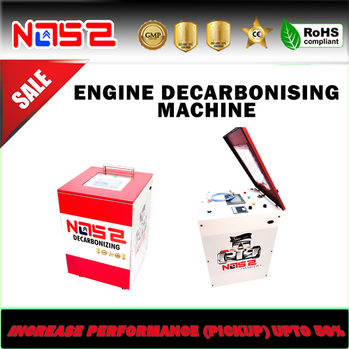 HHO Truck Decarbonising Machine