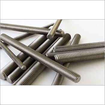Duplex Steel Threaded Bar